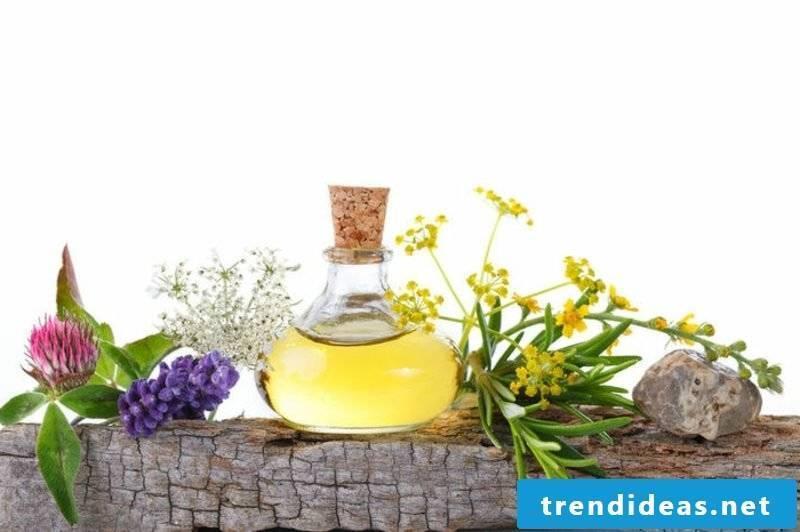Hand cream ingredients essential oils