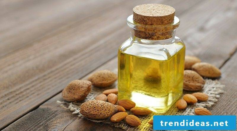 Hand cream itself make ingredients almond oil