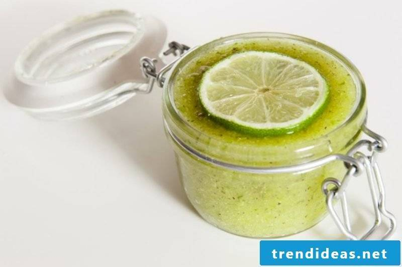 Hand cream itself make lemon creative DIY ideas