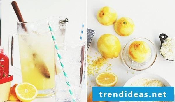 Make lemonade yourself