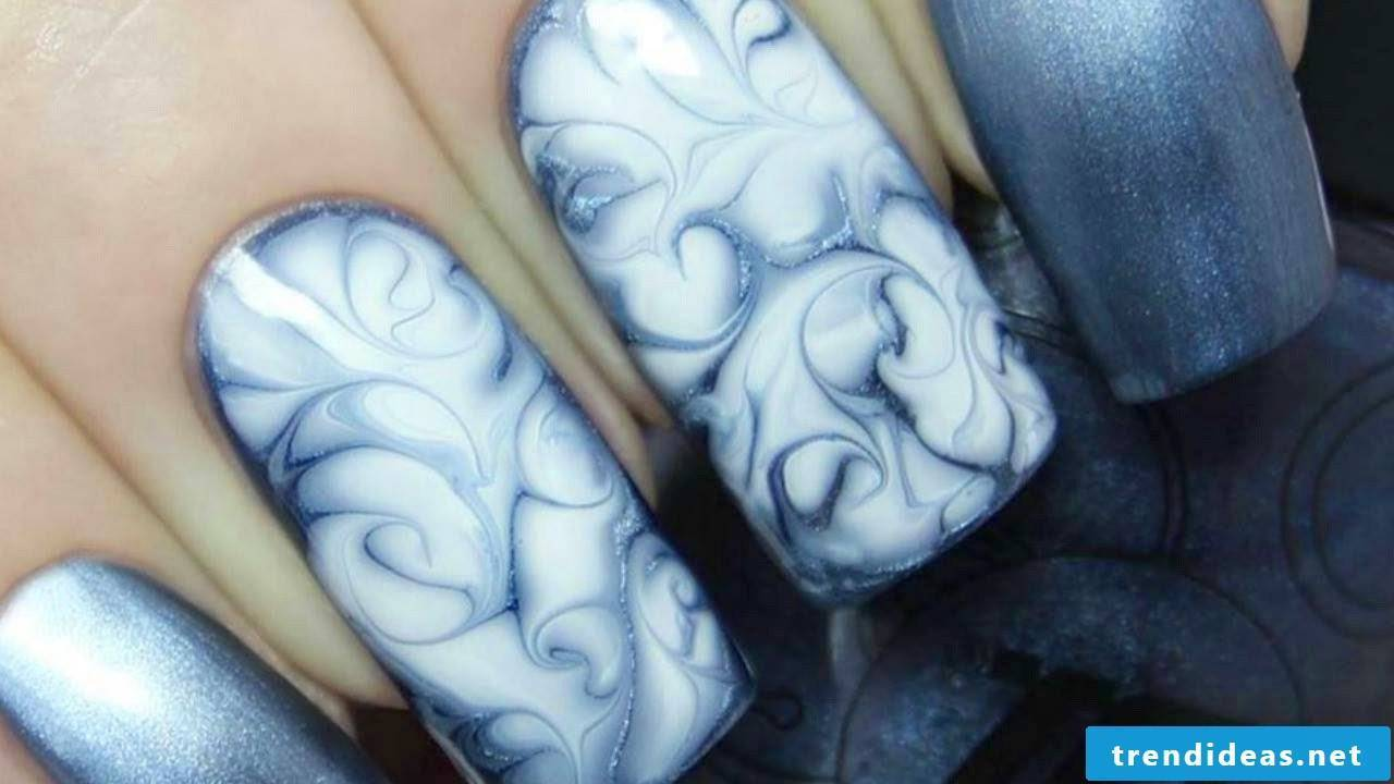 Beautiful nails made quickly