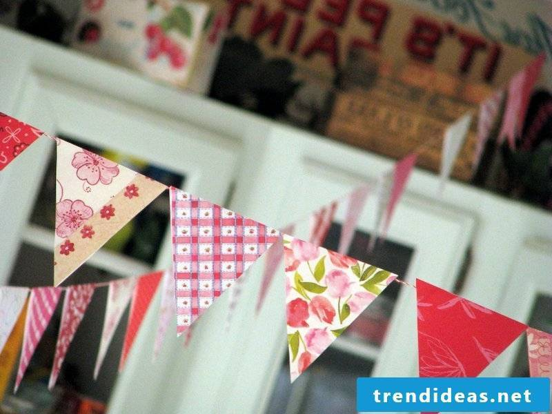 Make pennant necklace yourself - DIY ideas and instructions