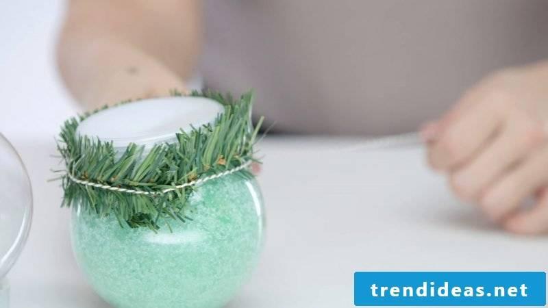 Make shower gel yourself - DIY recipes