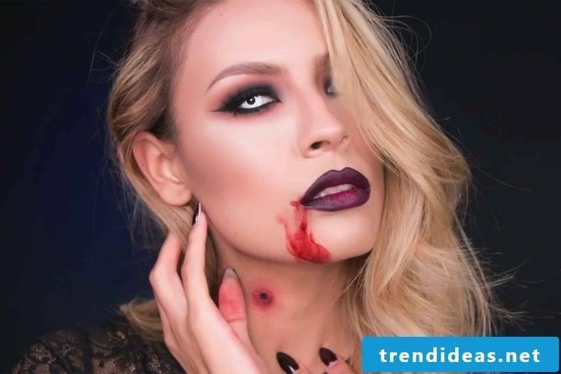Makeup Tips Vampire Makeup