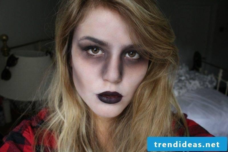 Makeup Tips Zombie Makeup