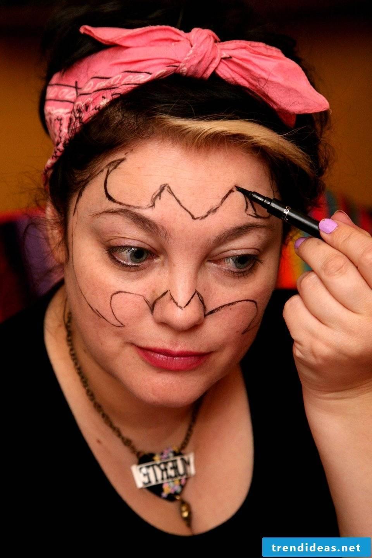 Bat make-up exciting