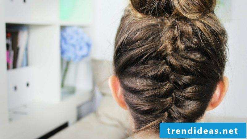Braided hairstyles Instructions for making your own with pictures