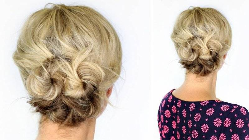 simple updos guide