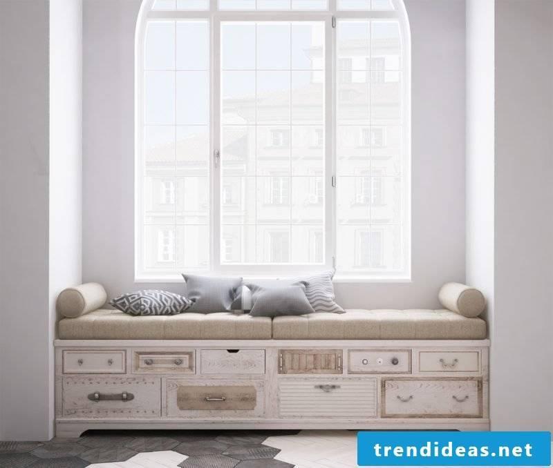 DIY vintage furniture itself make Shabby Style