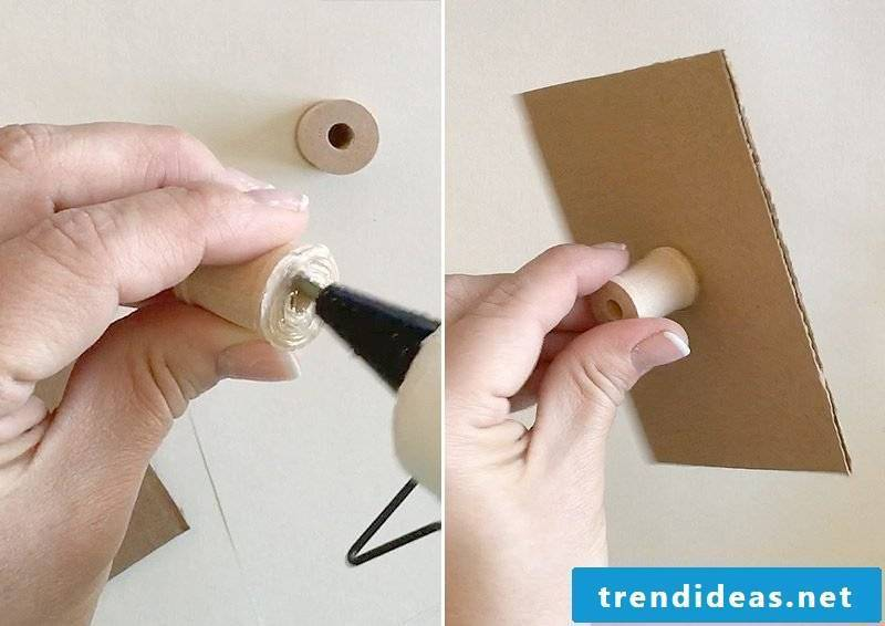 Make an envelope and a wedding card: make a dotted pattern