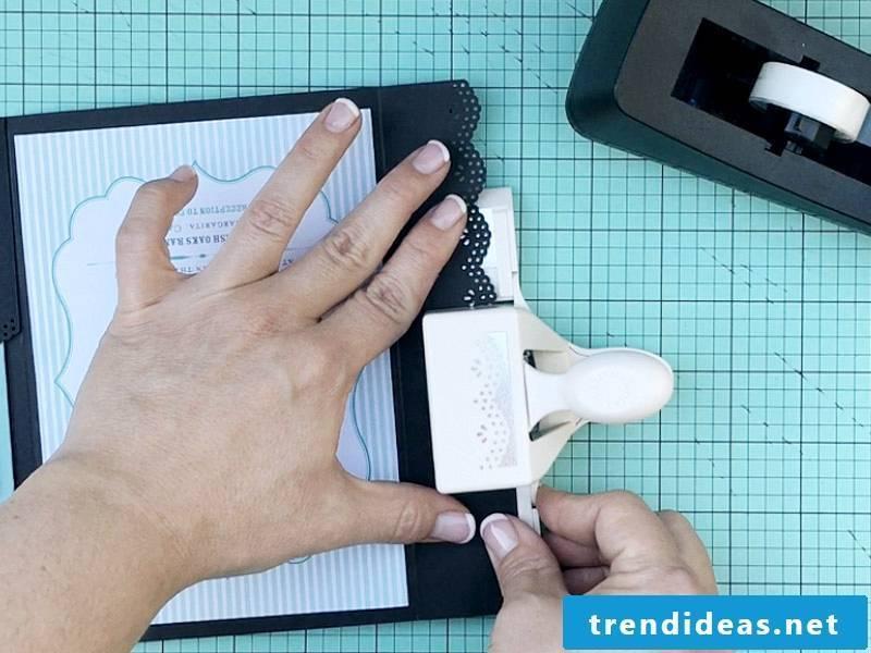 Wedding Card Crafting: Laser Cut