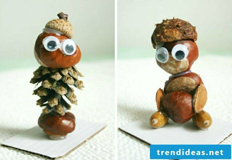 Chestnuts make great ideas