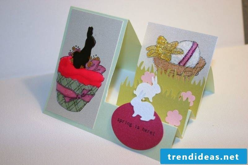 easter cards funny creative crafting ideas to stick on
