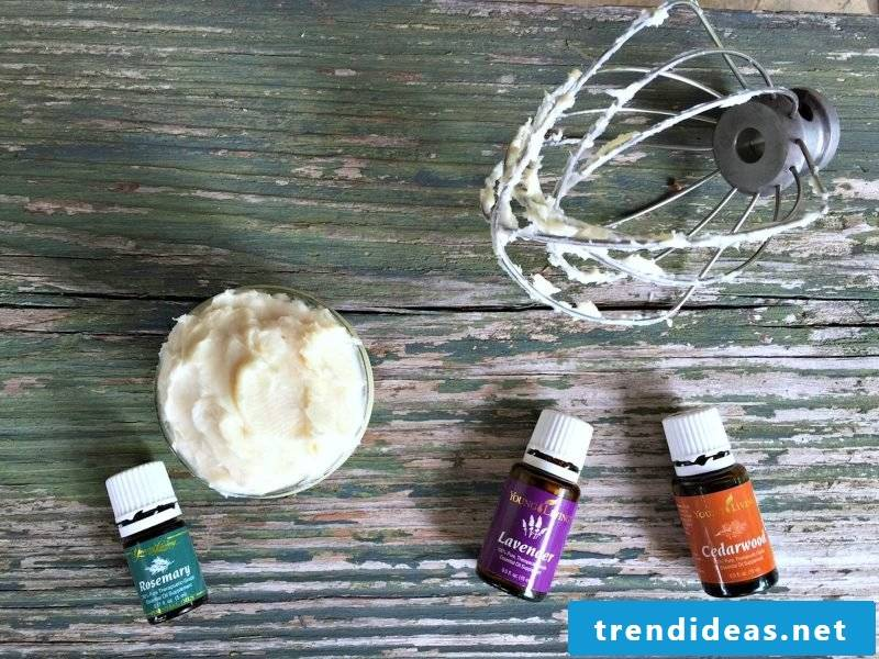Make face cream yourself: DIY instructions with shea butter