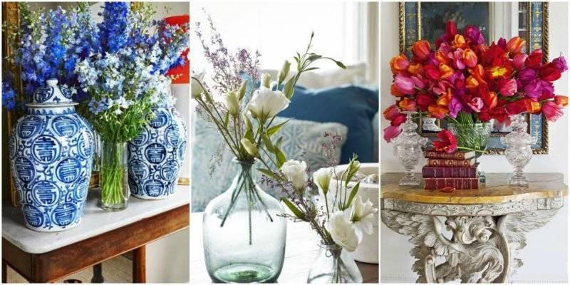 Floral arrangements deco