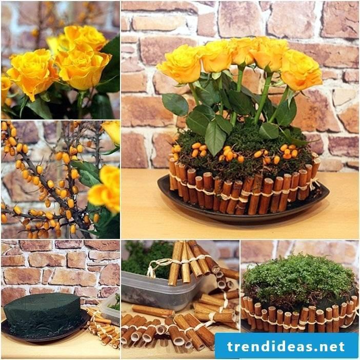 floral arrangements Decoration