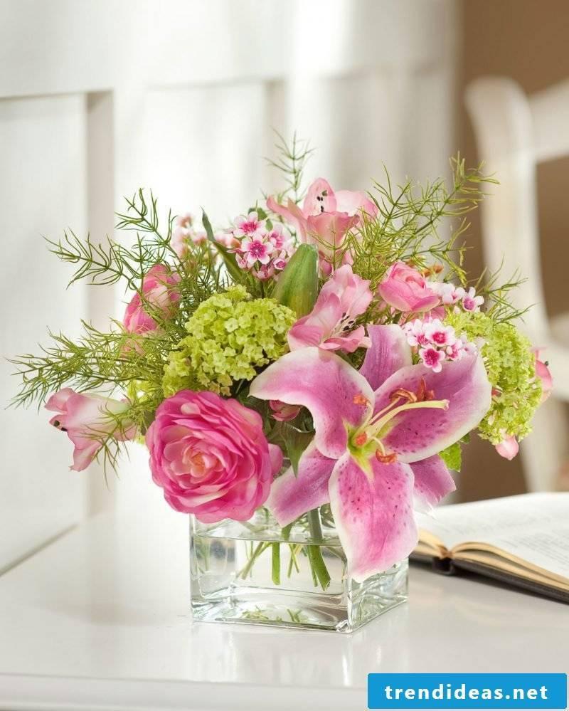floral arrangements-rose
