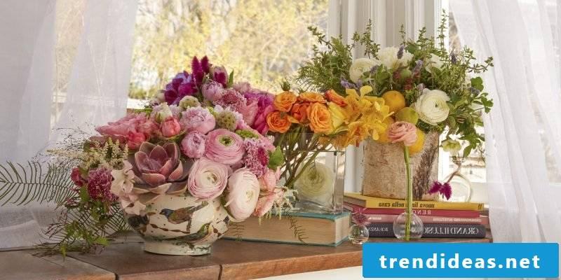 floral arrangements-table-decoration
