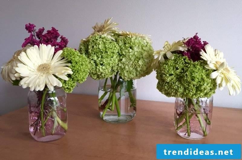 floral arrangements-variants