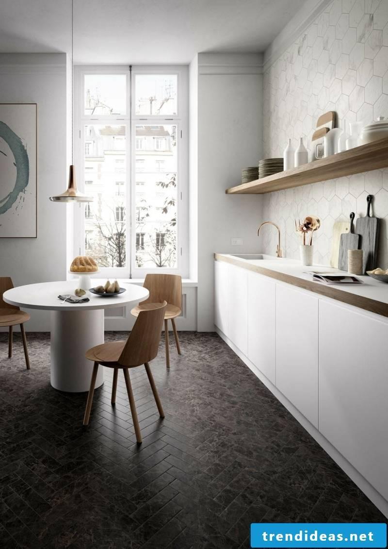 Marazzi tiles kitchen