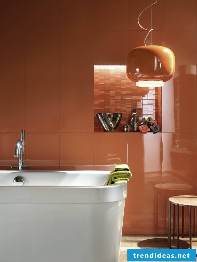 bathroom Marazzi tiles