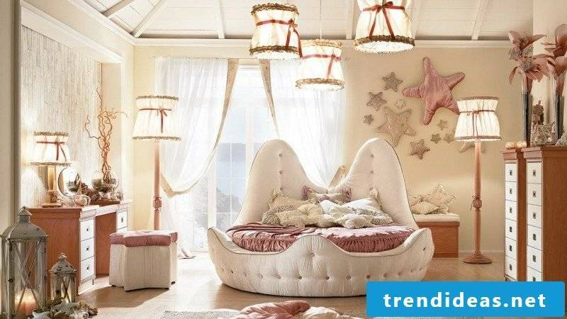 maritime furniture bedroom shell bed