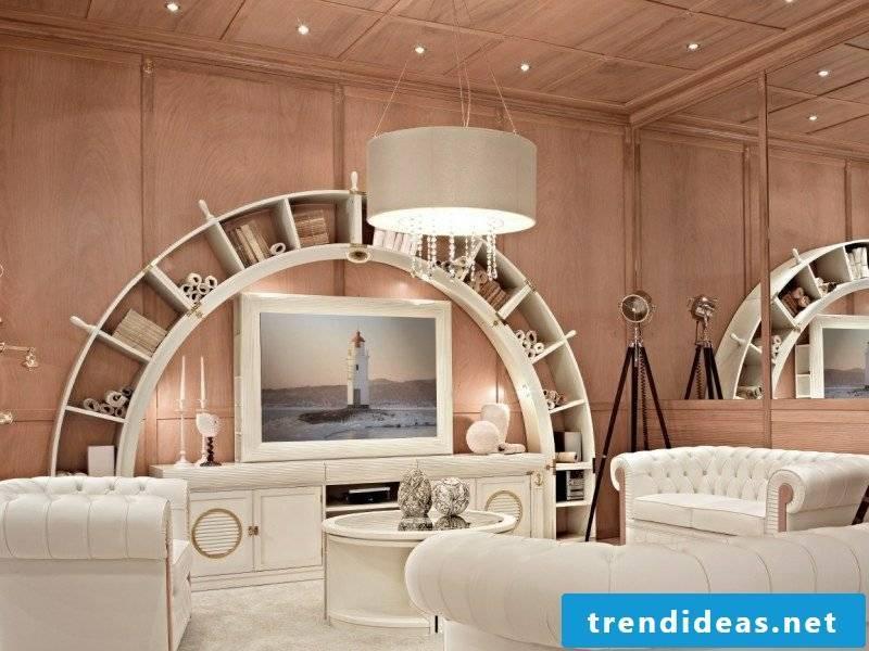 maritime furniture original shelving system