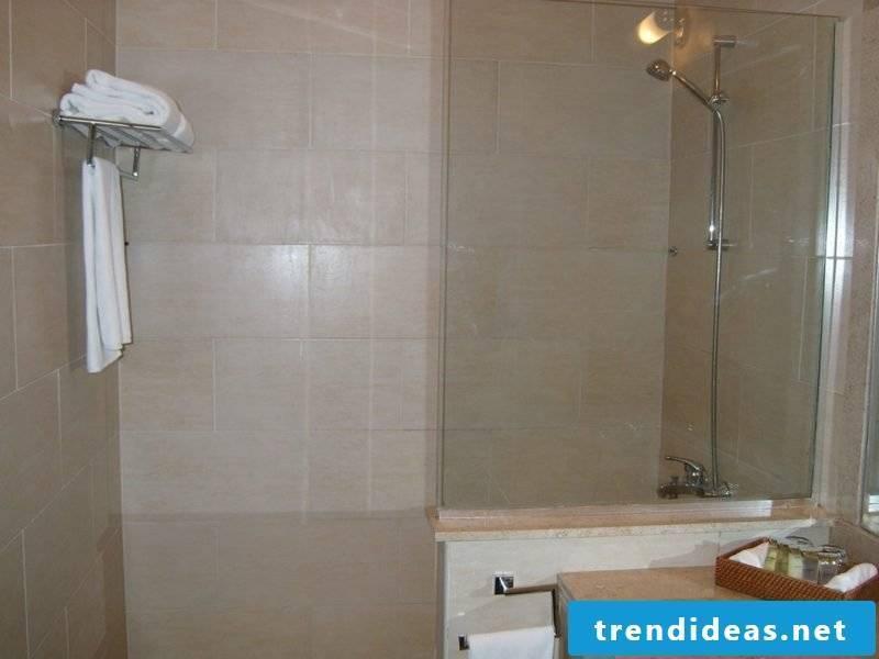 Bathroom design ideas masonry shower