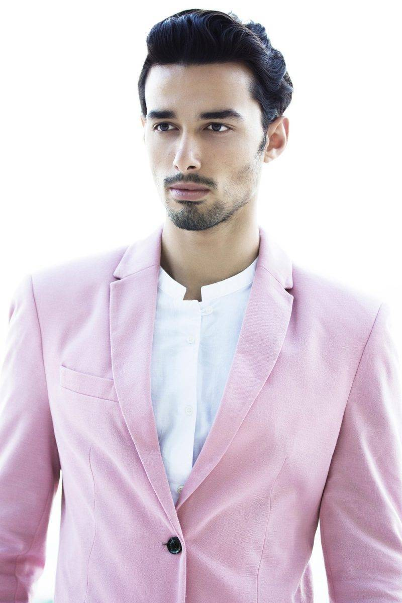Men's hairstyle 2015 displayed on Fashion Week is always a trend