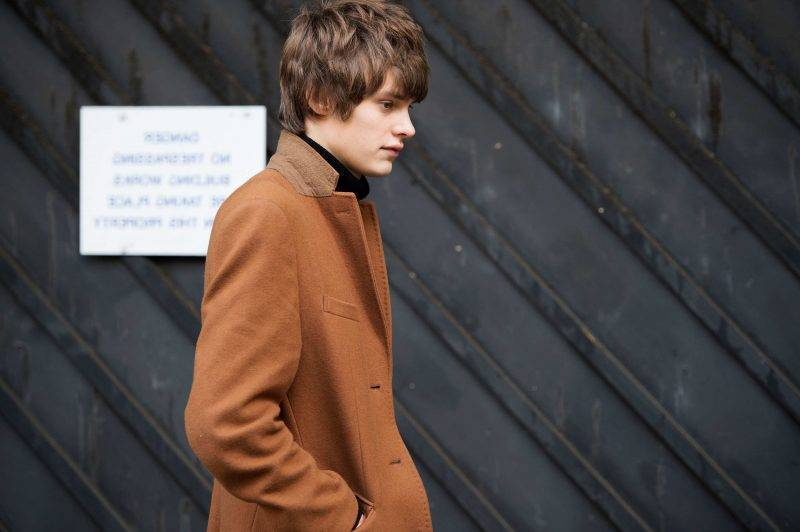 Ideas for Men's Hairstyle 2015 Street Look