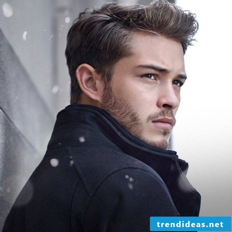 Trends for men short hairstyles 2015