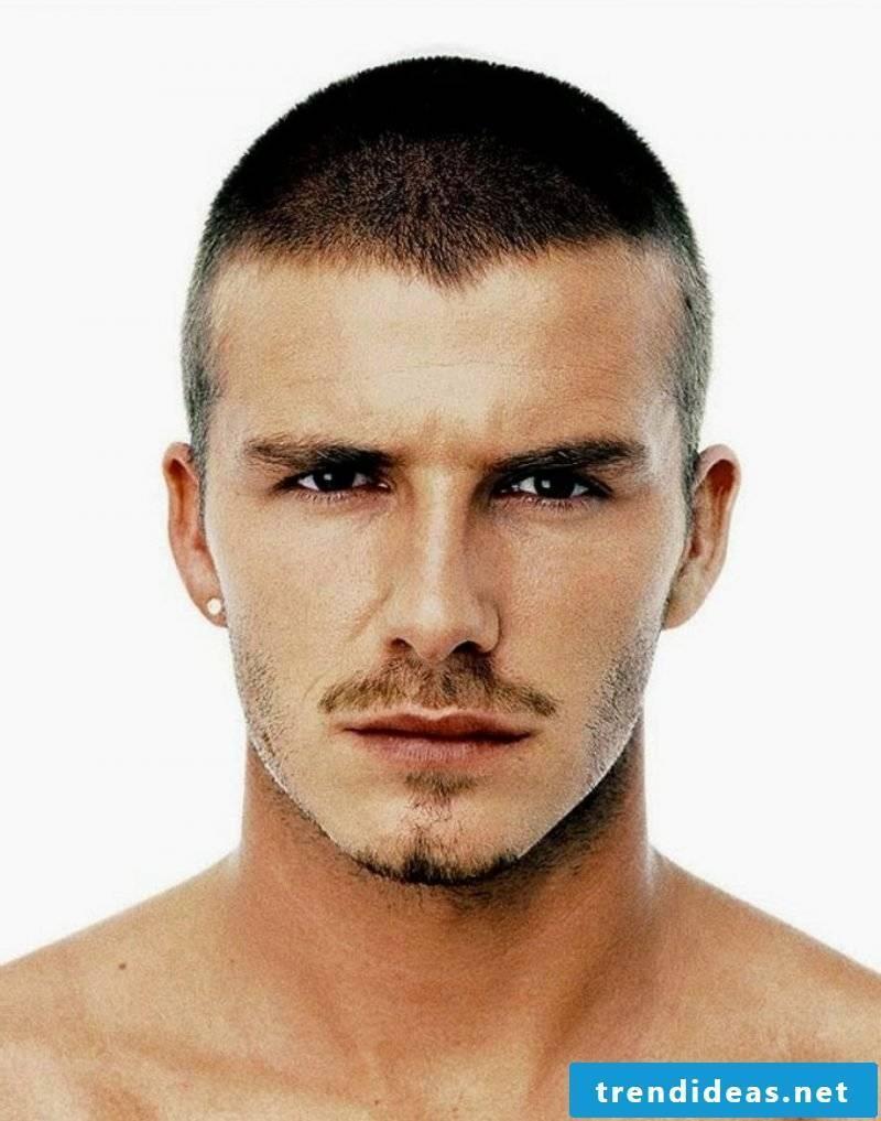 Men's Short Hairstyles 2015: Very Short Hair