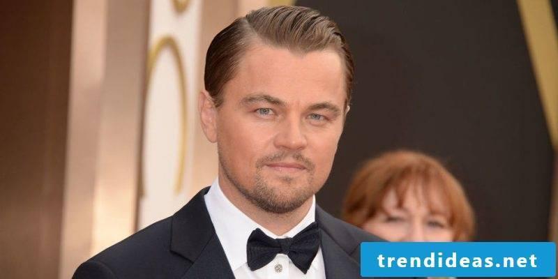 Men's Short Hairstyles 2015 Leonardo Di Caprio