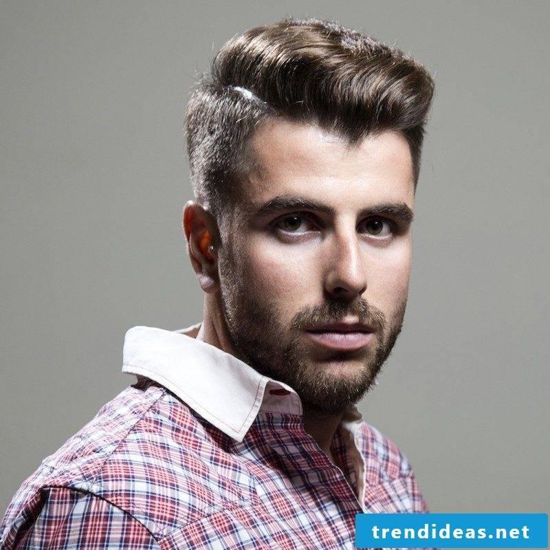 Men's Short Hairstyles 2015 Sidecut