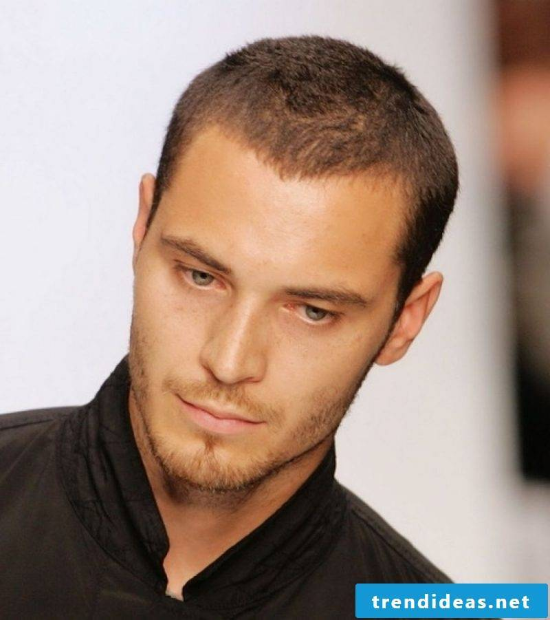 The classic men short hairstyles 2015 are again modern
