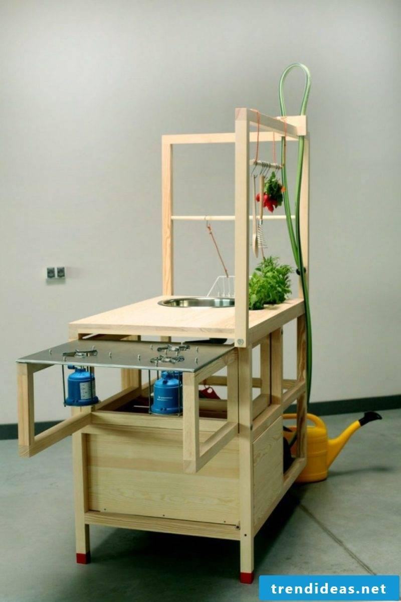 mobile kitchen practical design