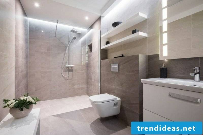 Guest toilet design examples