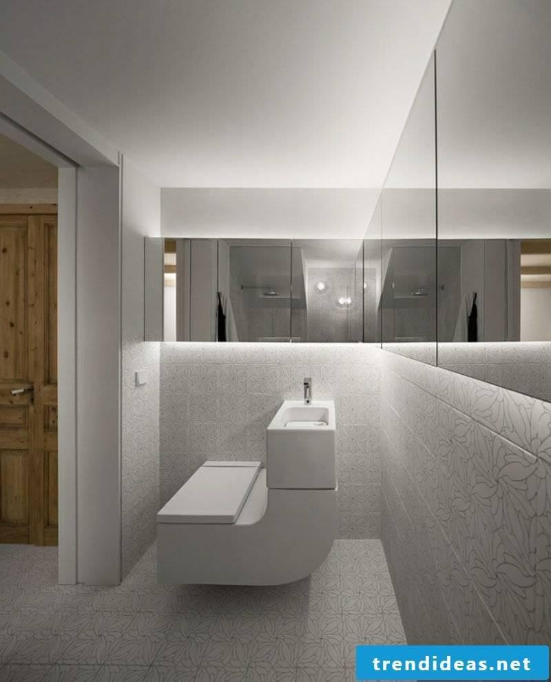 Ideas modern bathroom design