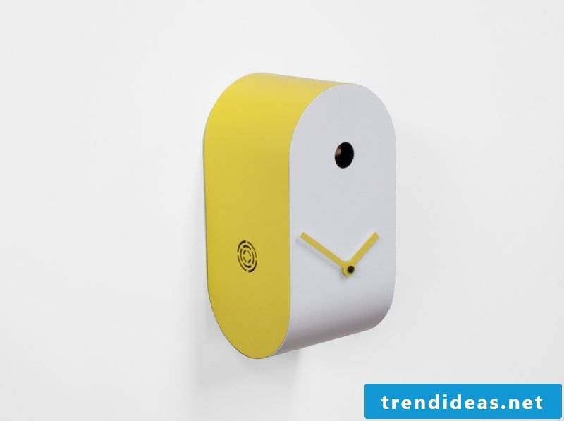 Trends in the new cuckoo clocks