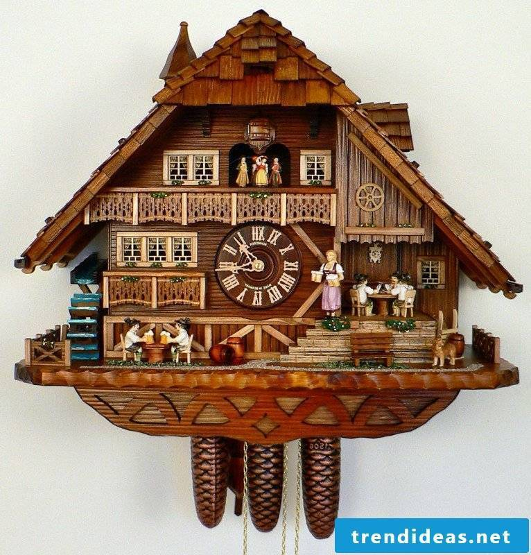 The best cuckoo clock for the year 2014