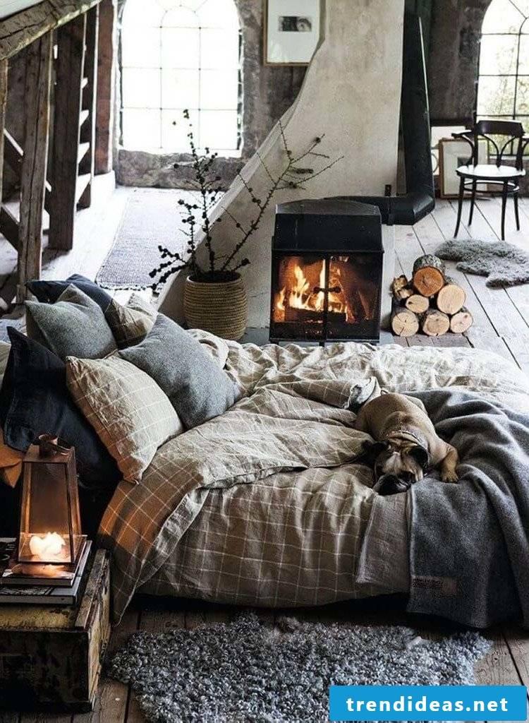Decorative bedroom ideas