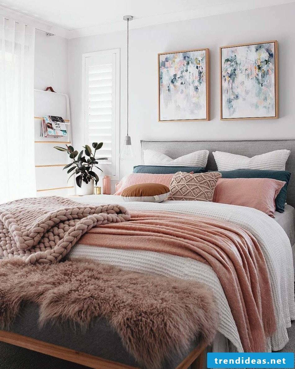 Warm blankets for more coziness and warmth in winter days