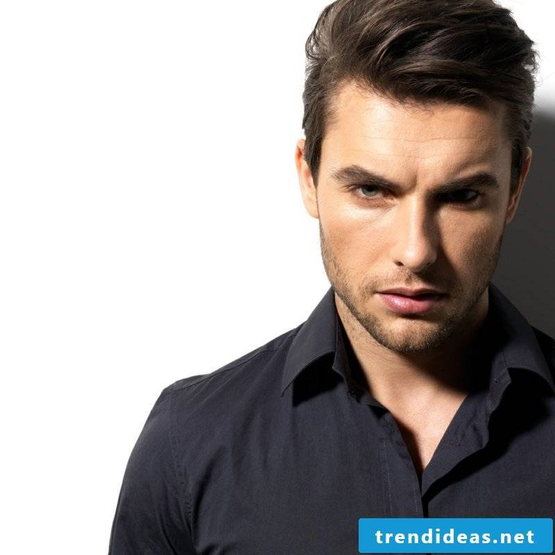 Men's hairstyles 2018 side vertex