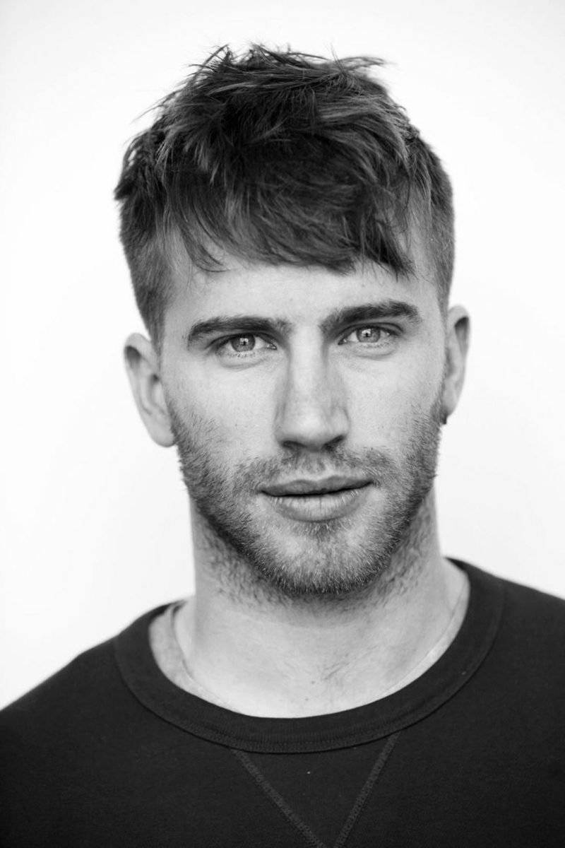 Fade hairstyle classic men's hairstyles 2014