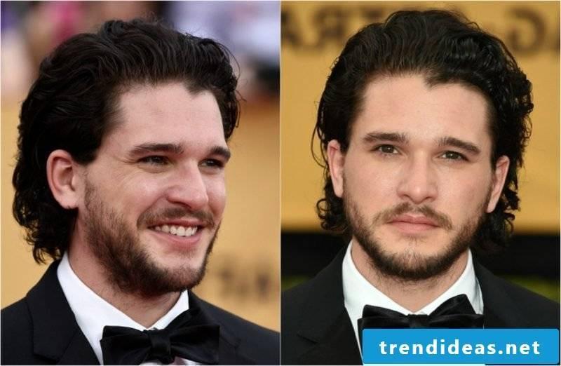 Men's Hairstyles 2014 Gelfrisur medium-long hair