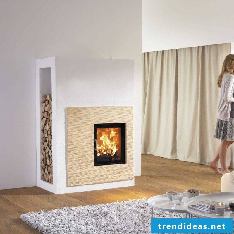 Modern stoves from Austroflamm are made with thought