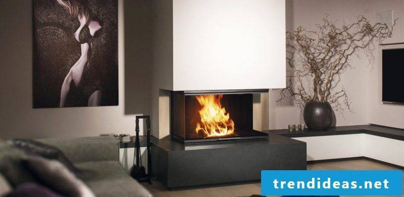 Modern stoves Chiemsee