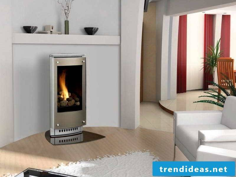 Modern stoves you will find free standing