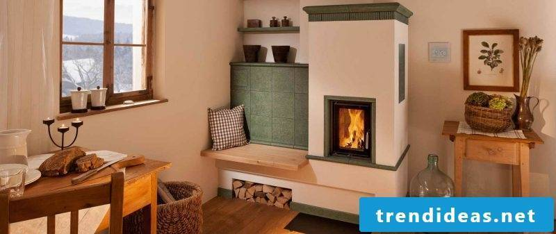 Modern stoves in the kitchen offer practical application