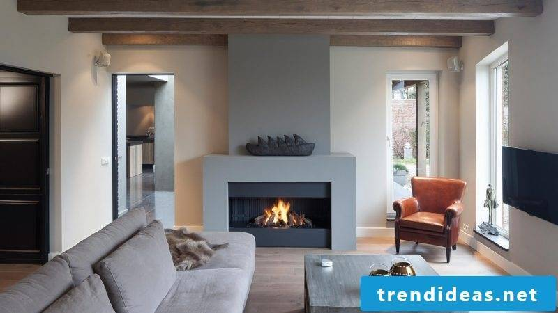 Modern stoves in small size